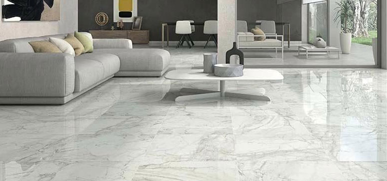 ROYAL LOOK FOR YOUR FLOORING WITH MARBLE TILES!